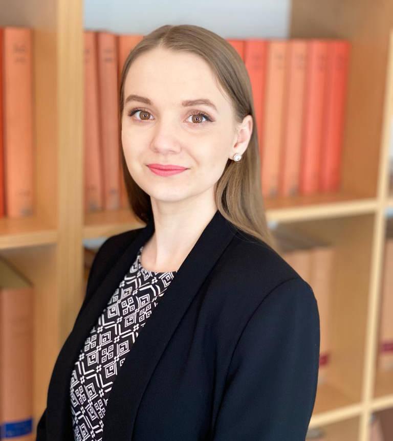 Sekretariat Daria Gorskaya